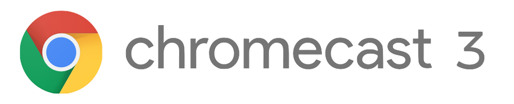 Logo chromecast