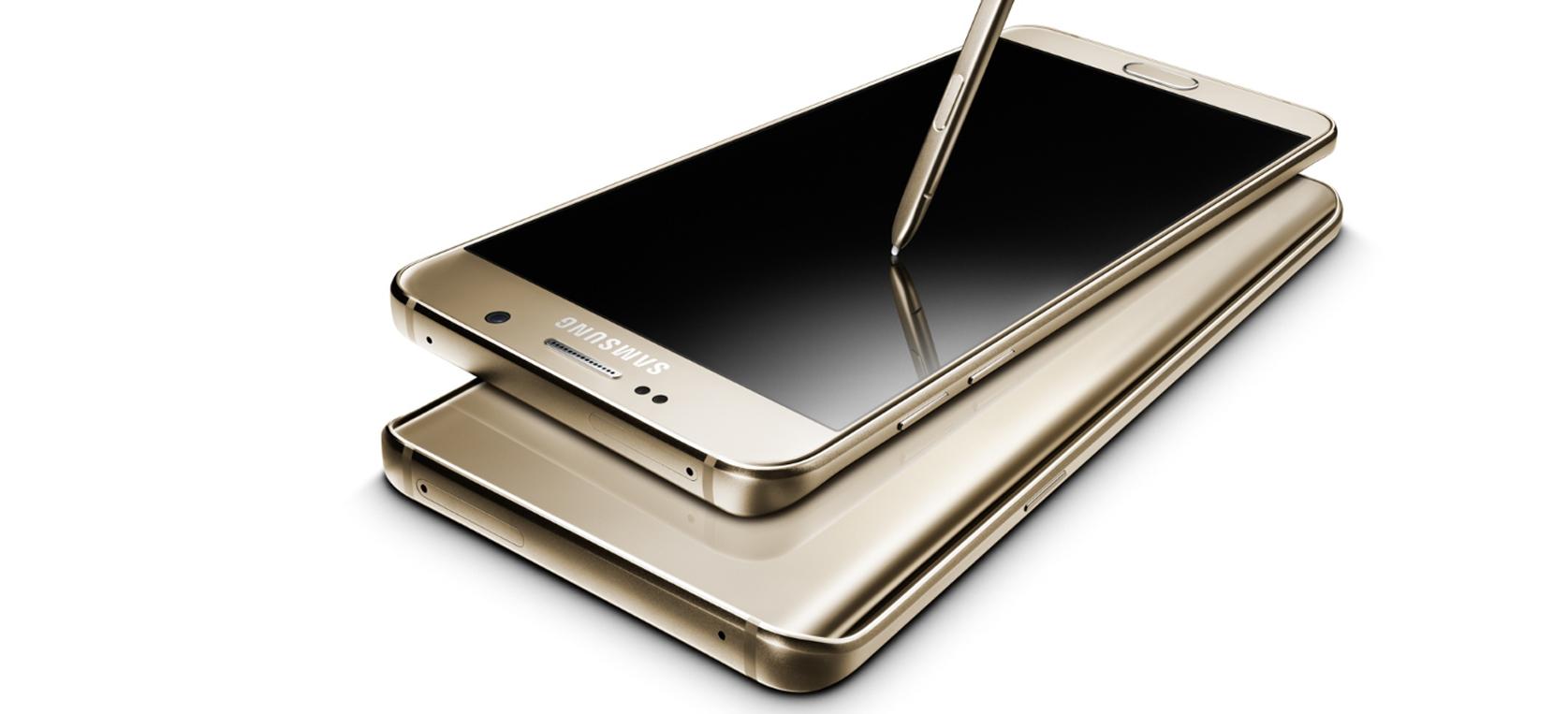 Imagen Samsung Galaxy Note 5