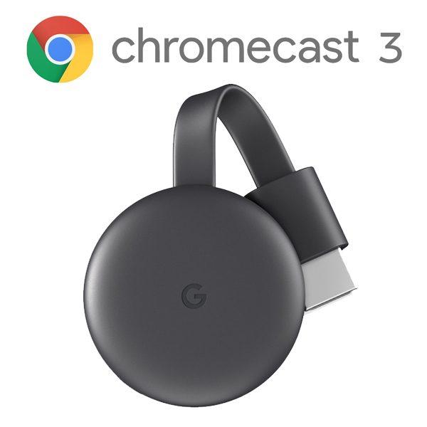 Chromecast 3gen