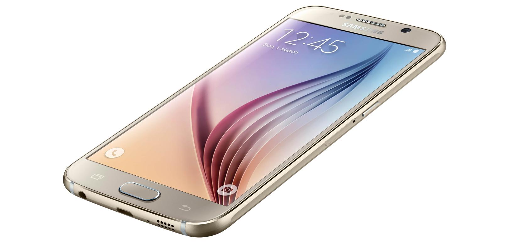 Equipo Samsung S6 descripcion