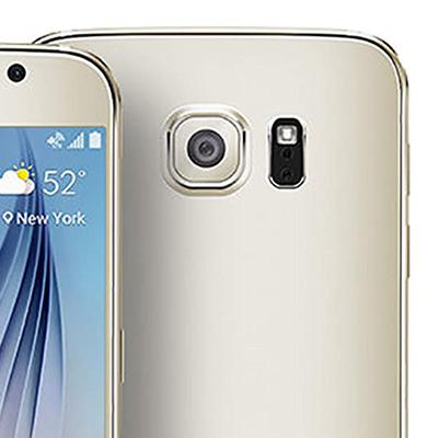 Equipo Samsung S6 cámara