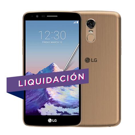 LG stylus 3 equipo en liquidación