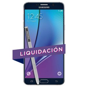 Samsung Note 5 equipo en liquidación
